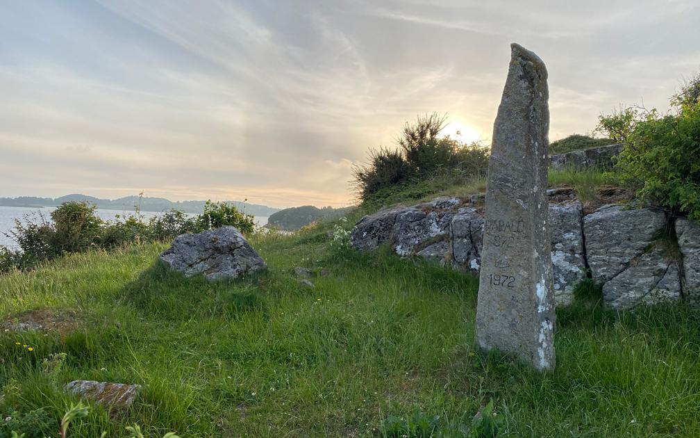 Bautastein på Ytraberget