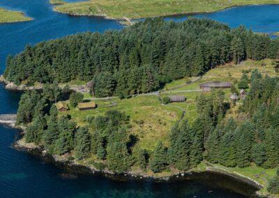 Vikinggården på Avaldsnes